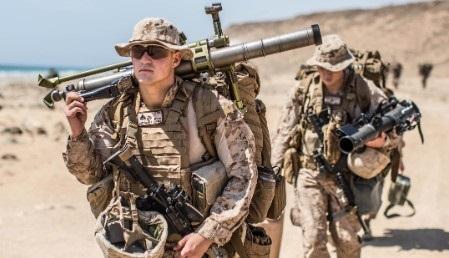 القوات الأميركية في سوريا