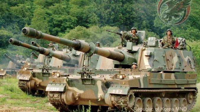 مدفع الهاوتزر K9 Thunder