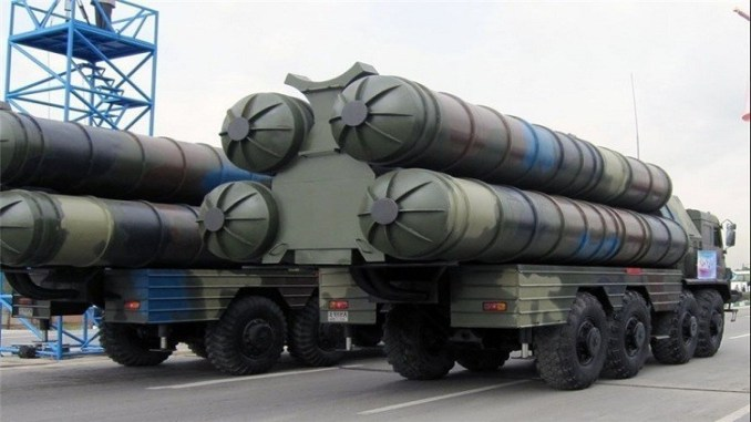 """صواريخ """"باور-373"""" الإيرانية"""