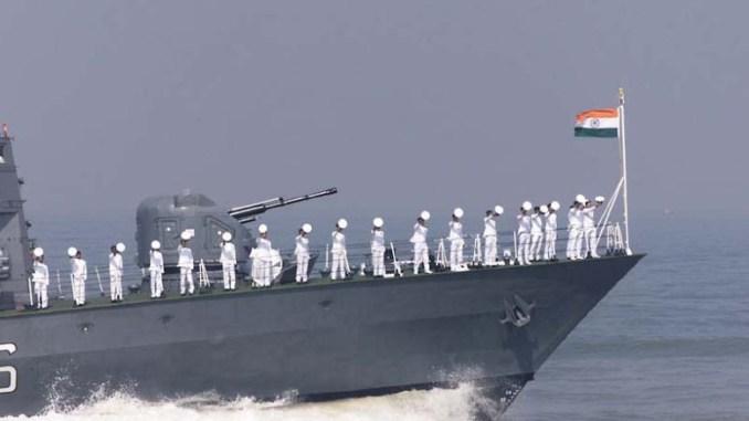 البحرية الهندية