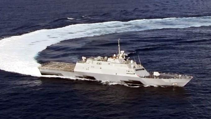 سفينة قتال ساحلي