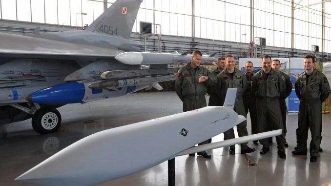 صاروخ المواجهة جو-أرض المشتركة