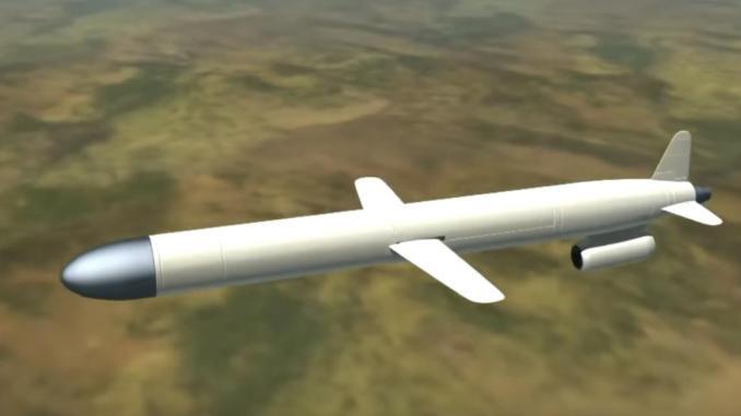 صاروخ X-101 الروسي