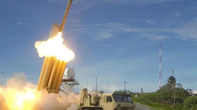 منظومة صواريخ ثاد