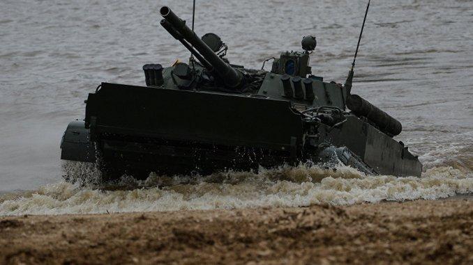 دبابة بي إم بي-3