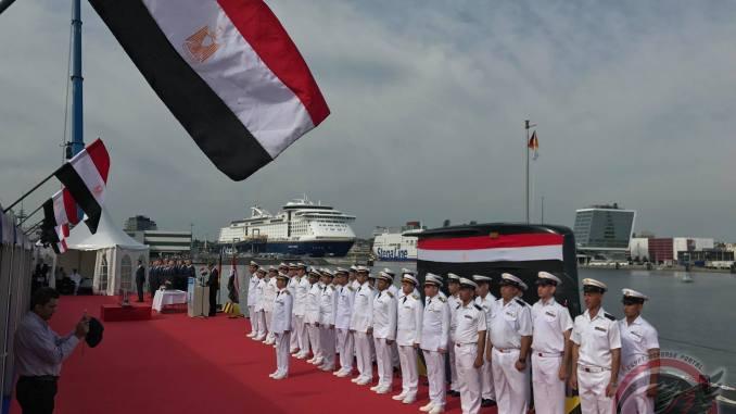 لقطة من الاحتفالية (بوابة الدفاع المصرية)