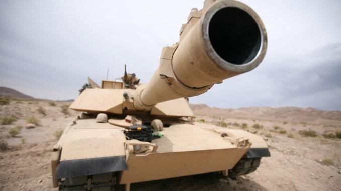 دبابة M1A1 أبرامز