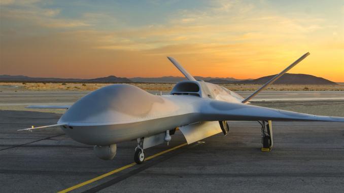 طائرة Avenger من دون طيار