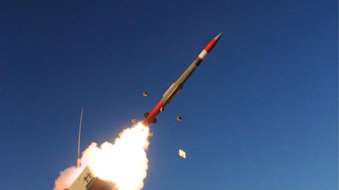 بطارية مضادة للصواريخ من طراز PAC 3