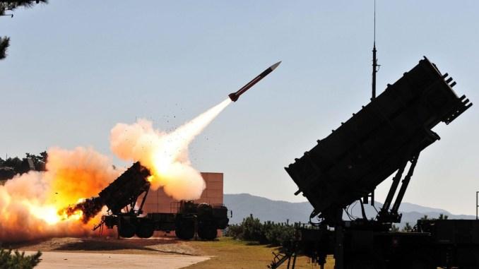 نظام صواريخ من نوع باتريوت