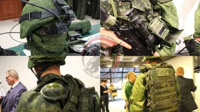 """الزي القتالي المستقبلي للجنود """"Ratnik"""""""