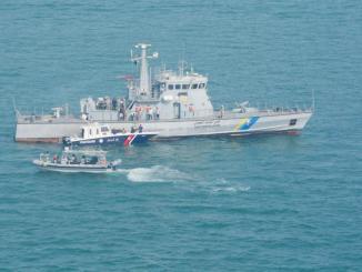 حرس الحدود السعودي يشارك في خليج السلام 6
