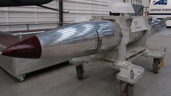 سلاح نووي أميركي