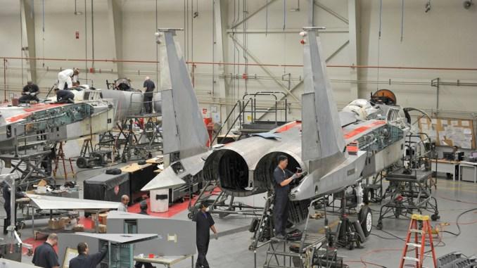 لقطة من شركة السلام للطائرات