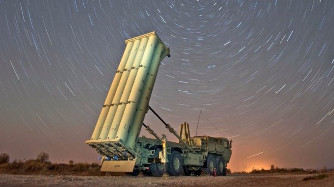 نظام الدفاع الجوي ثاد