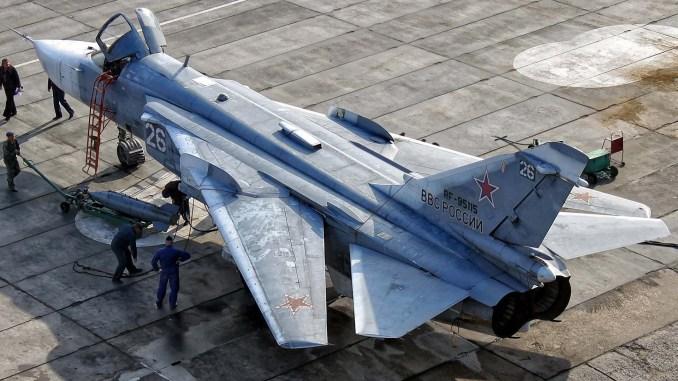 قاذفة سوخوي-24 الروسية