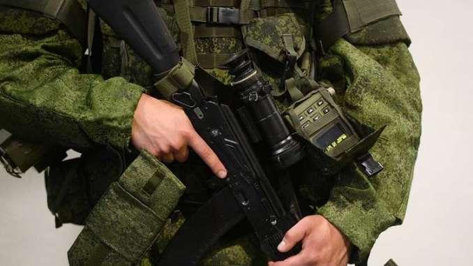 """بدلة جندي المستقبل الروسية """"راتنك"""""""