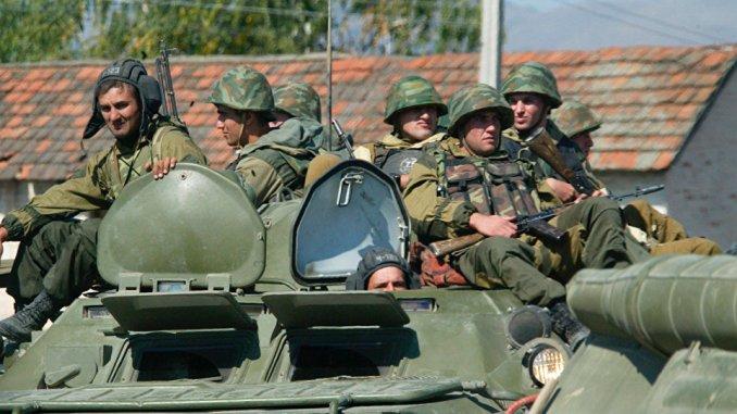 عناصر من القوات الروسية