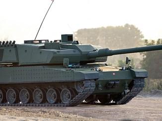 دبابة ألتاي التركية (Otokar)