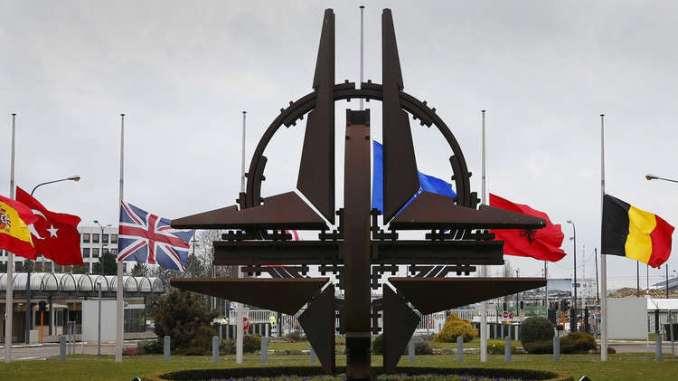 مقر حلف شمال الأطلسي في بروكسل