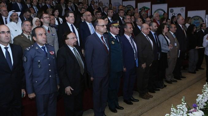 المؤتمر الاقليمي السنوي الثامن للجيش اللبناني في 23 شباط/ فبراير في بيروت (موقع الجيش اللبناني)