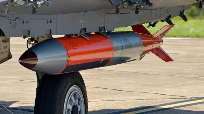 قنبلة B-61 الأميركية