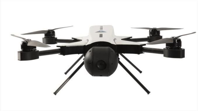 نموذج عن طائرة إنتحارية من دون طيار (وكالة الأناضول)