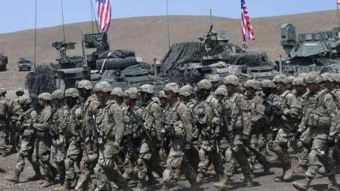 صورة أرشيفية لجنود أميركيين