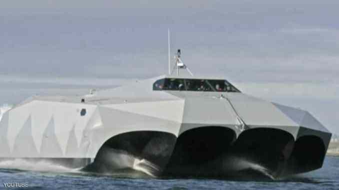 """سفينة """"إم 80 ستيليتو"""""""