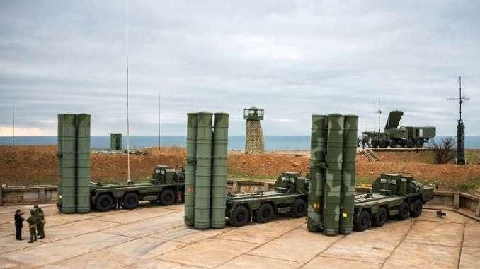 صواريخ إس-400 للدفاع الجوي (روسيا اليوم)