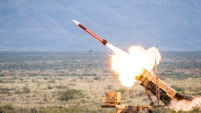 """نظام الدفاع الجوي """"الباتريوت"""" السعودي"""