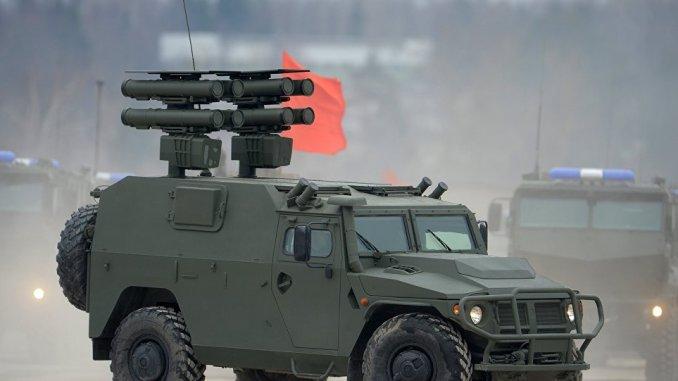 نظام صواريخ كورنيت- إم الروسي