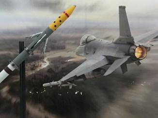 """نظام APKWS في جناج شركة BAE Systems خلال فعاليات معرض """"سوفكس 2018"""" في الأردن (الأمن والدفاع العربي)"""
