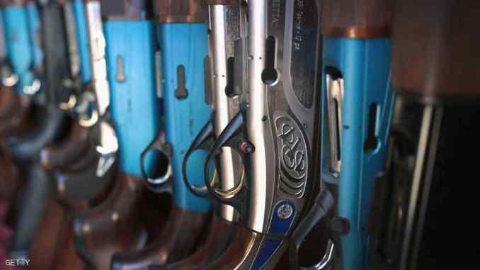 أسلحة نارية (صورة أرشيفية - سكاي نيوز عربية)