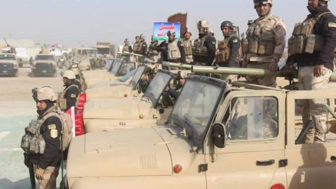 """آليات """"أو أ زي"""" العسكرية الروسية بحوزة الجيش العراقي"""