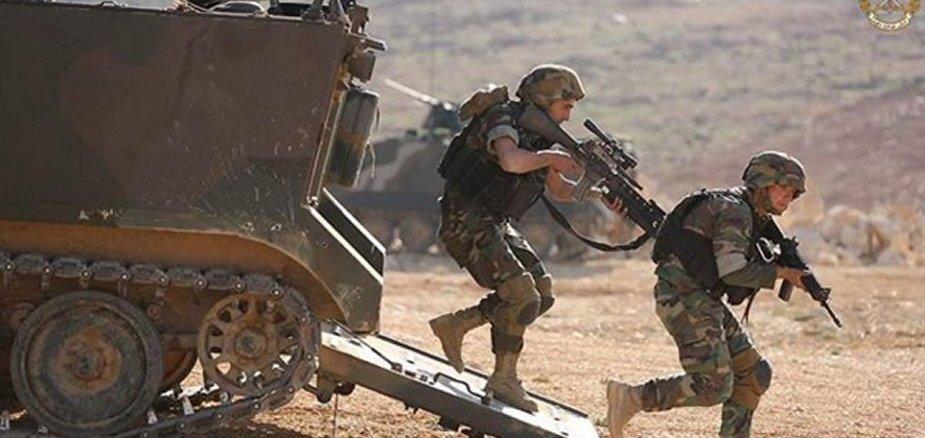 عناصر من الجيش اللبناني (صورة أرشيفية)