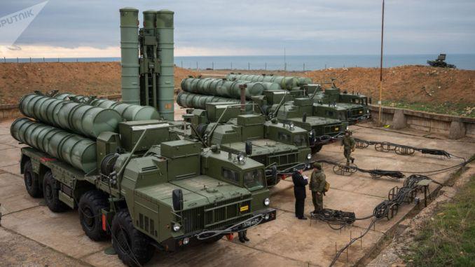 منظومات إس-400 الصاروخية