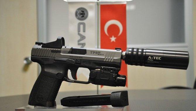 مسدس تركي
