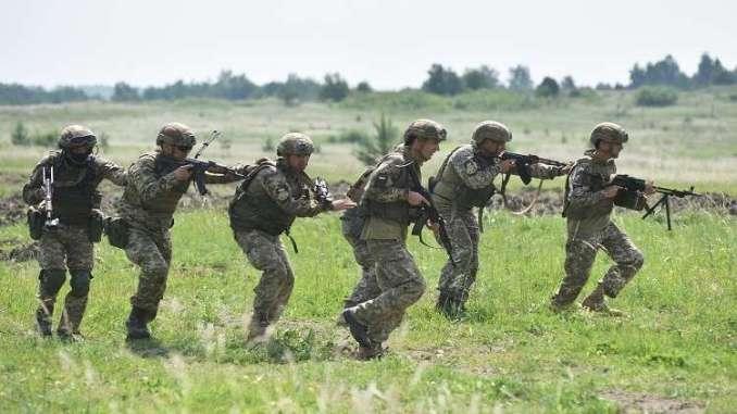 عناصر الجيش الأوكراني (صورة أرشيفية)