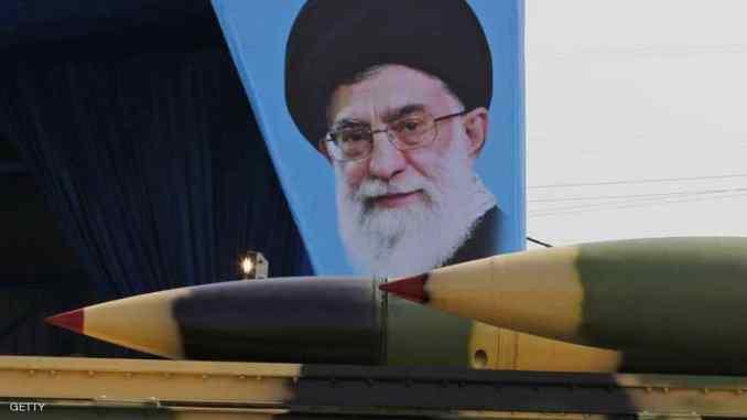 صواريخ إيرانية (صورة أرشيفية)