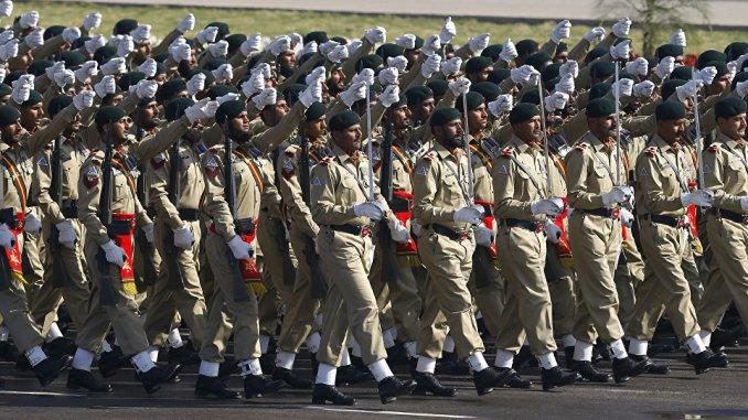 الجيش الباكستاني (صورة أرشيفية)