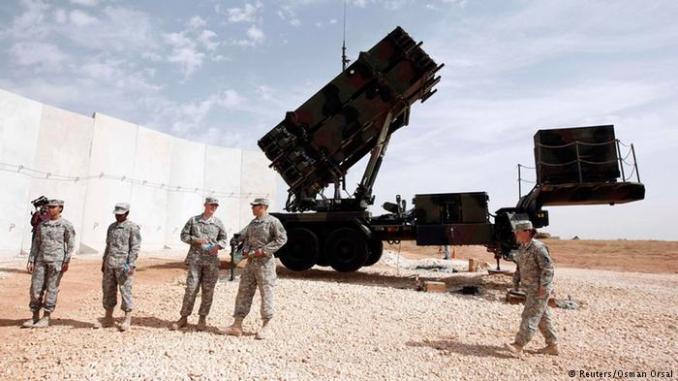 أنظمة صواريخ باتريوت الأميركية للدفاع الجوي