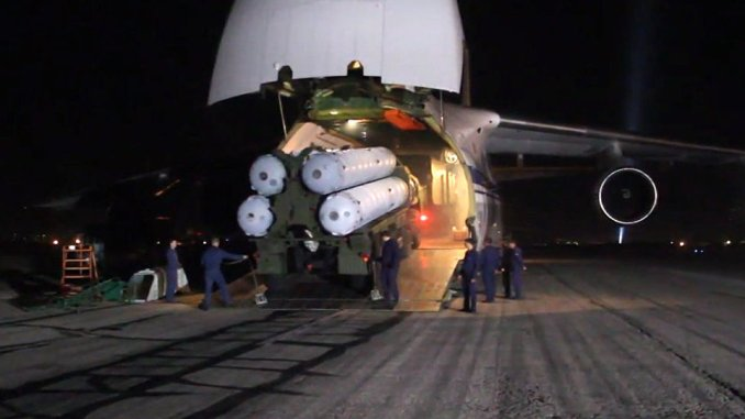 """وصول أنظمة الدفاع الجوي """" إس-300"""" إلى سوريا"""