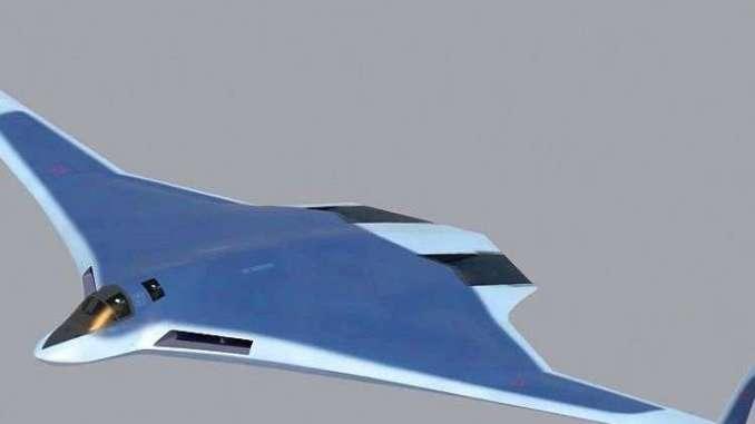 """صورة توضيحية لطائرة """"باك دا"""" الاستراتيجية (صورة أرشيفية)"""