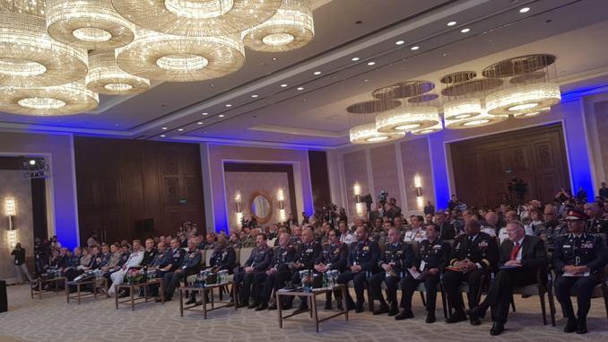 مؤتمر المنامة الثاني للقوة الجوية في 13 تشرين الثاني/ نوفمبر