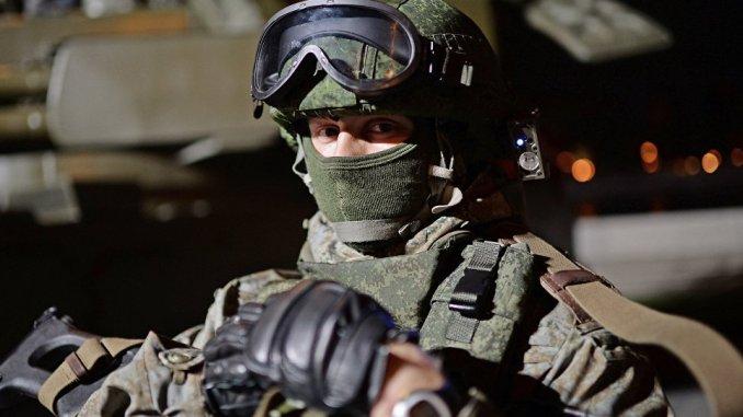 القوات المسلّحة الروسية
