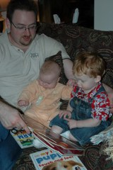 story with daddy
