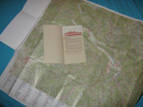 2. Turistični in kolesarski zemljevid