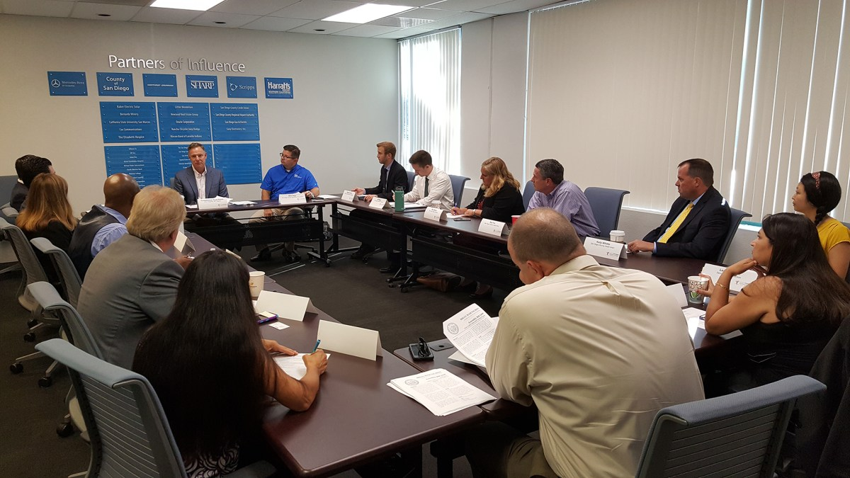 Committees at North San Diego Business Chamber