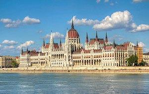 Danube menu